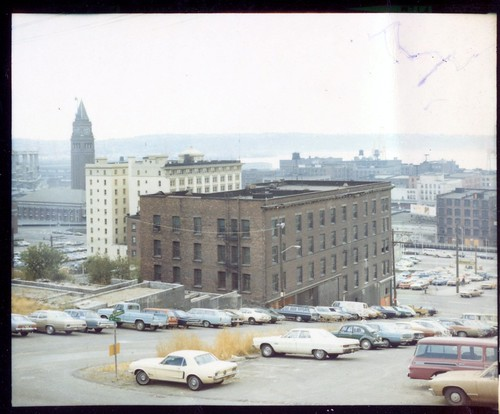 Kingdome Construction, circa 1974