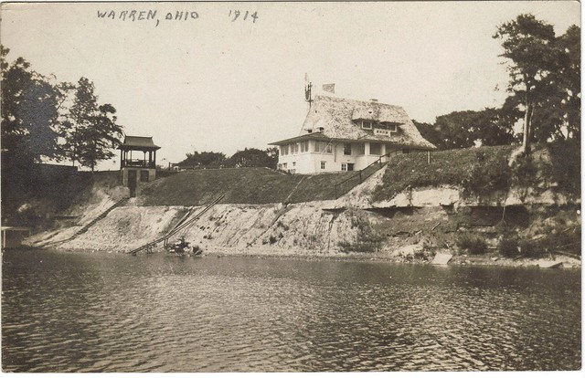 WD Packard Residence And Park Warren Ohio Circa 1914 Flickr Photo Sharing