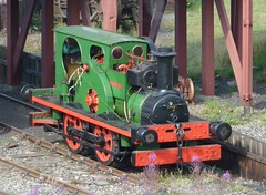 Aveling and Porter 0-4-0WTG No. 8800 Sir Vincent