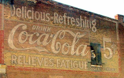 Coca-Cola: Relieves Fatigue