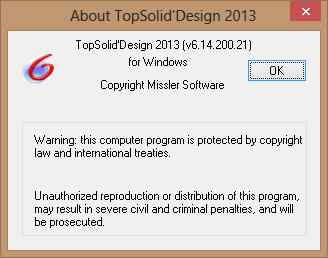 TopSolid 2013 x86 x64 full license