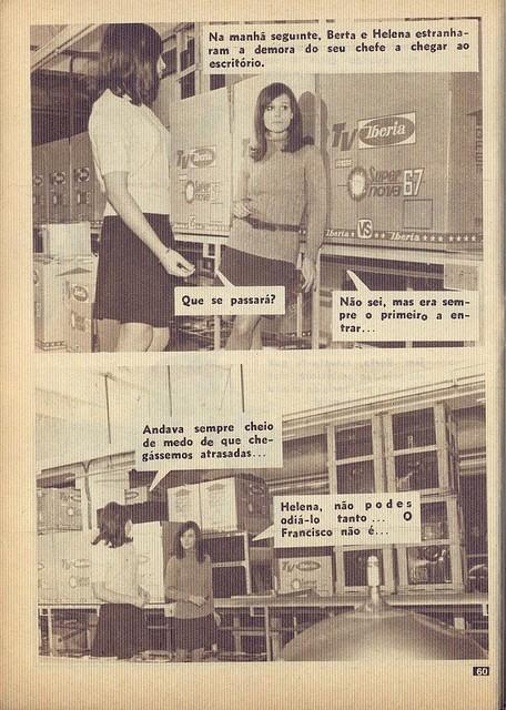 Crónica Feminina, No, 889, December 6 1973 - 64. by Gatochy