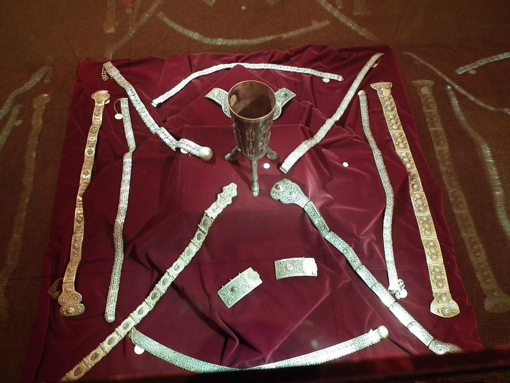 objetos de metal Yerevan Museo Nacional de Arte Folclorico de Armenia 07