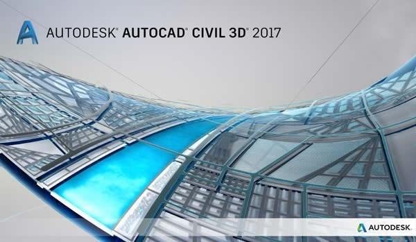 Autodesk AutoCAD Civil 3D 2017 SP1.1