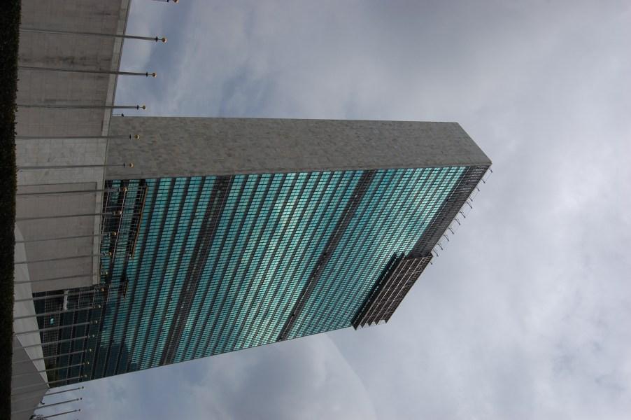 United Nations Secretariat Building - Sharing