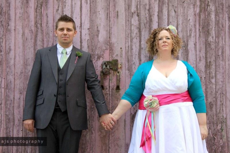 big day | shaker couple