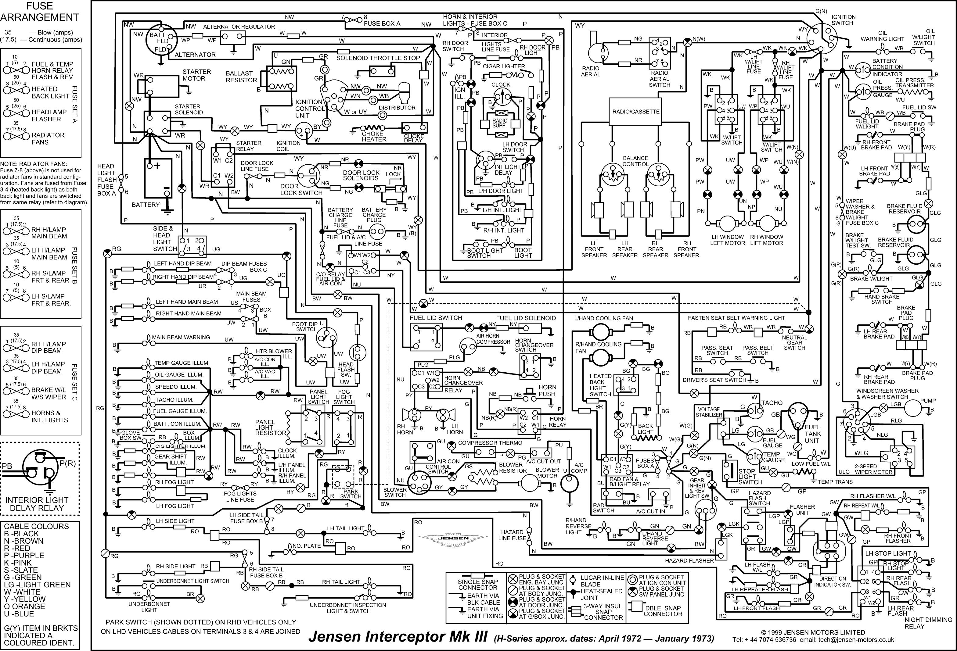 jensen wiring diagram vm9311 tekonsha prodigy p3 interceptor iii h series flickr