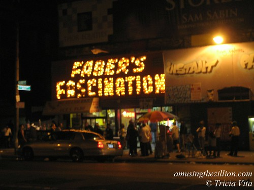 Faber's Fascination