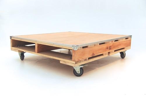 Multipurpose Pallet Furniture