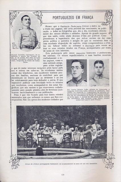 Ilustração Portugueza, No. 599, August 13 1917 - 5 by Gatochy