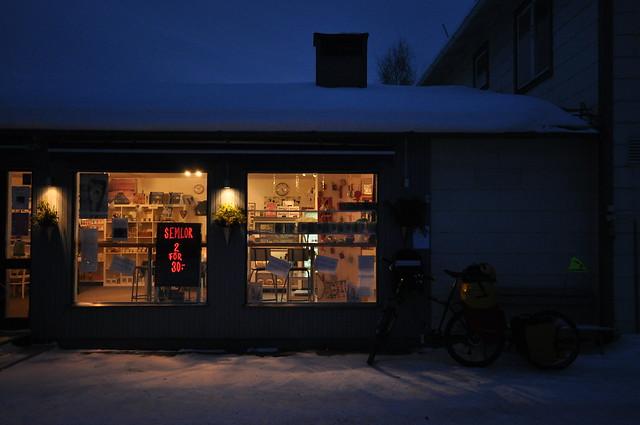 Coffee shop blues
