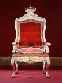 Royal chair | Flickr - Photo Sharing!