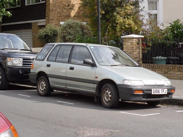 Honda 1980s classic