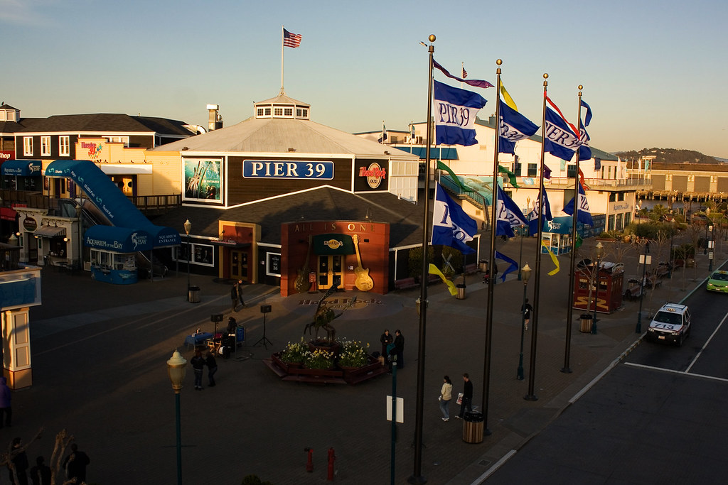 Pier 39 2009