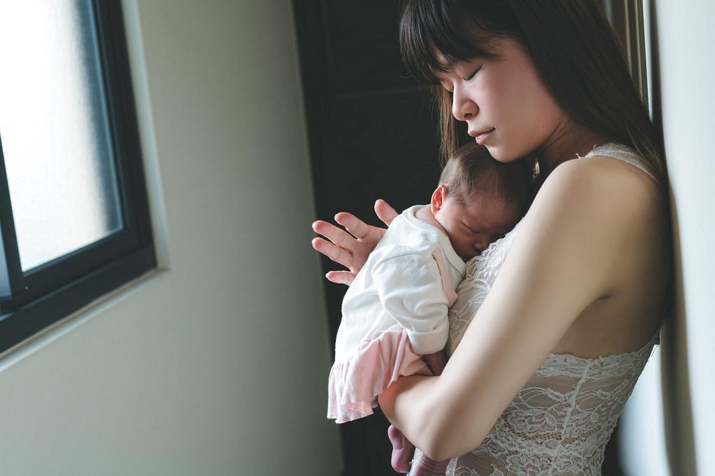 小蜜新生兒寫真