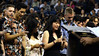 """Graduates take the customary Obligation of the Engineer oath to the new graduates at the College of Engineering's annual spring convocation at the Neal S. Blaisdell Arena on May 12, 2017.  View more photos at the college's Flickr site: <a href=""""https://flic.kr/s/aHskZGyTa5"""" rel=""""nofollow"""">flic.kr/s/aHskZGyTa5</a>"""
