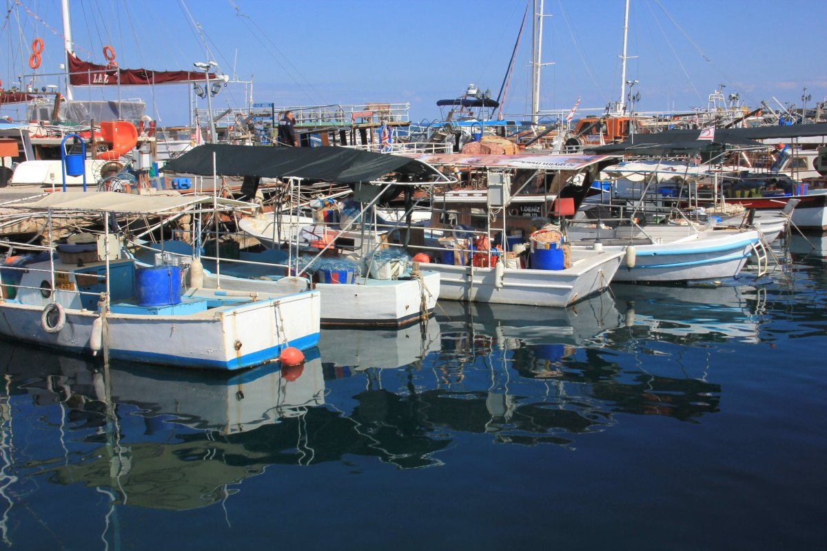 Kyrenia harbour is one of the prettiest sights to see on your Northern Cyprus travel