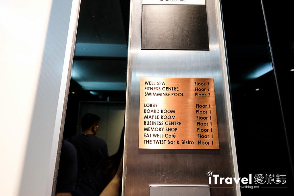 曼谷酒店推荐 Well Hotel Bangkok (13)
