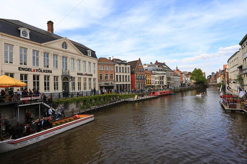 【比利時。根特 Gent 】探訪迷人的中古世紀小鎮 – Travel and Life