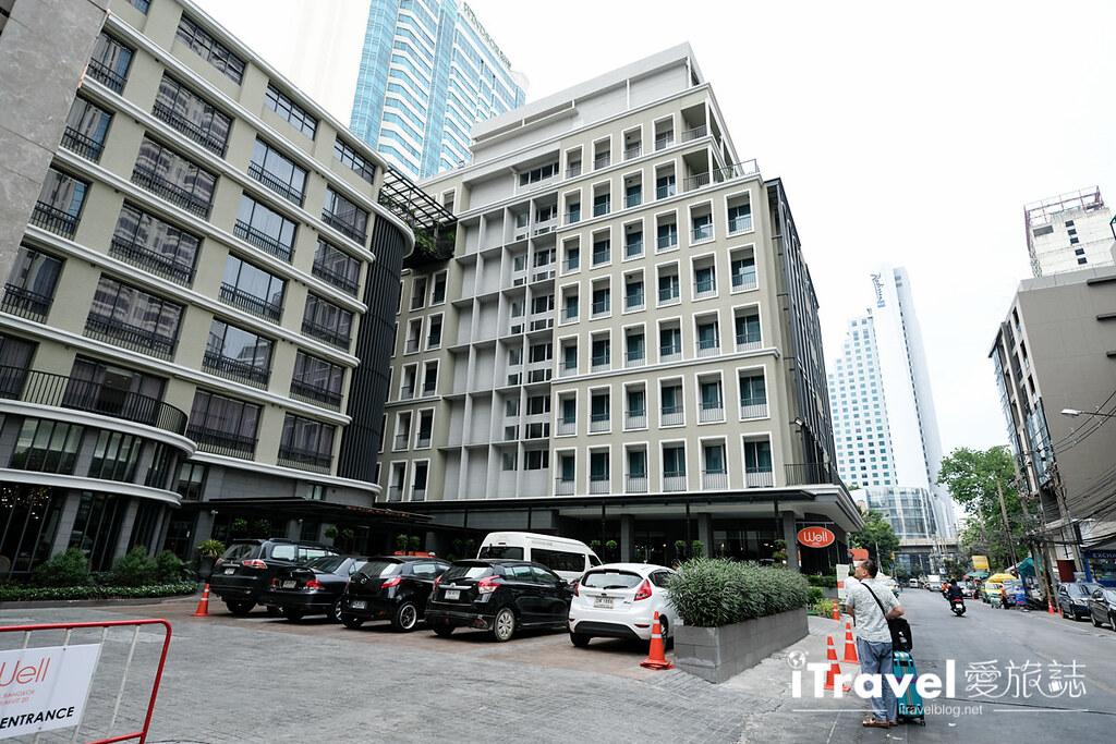 曼谷酒店推荐 Well Hotel Bangkok (2)