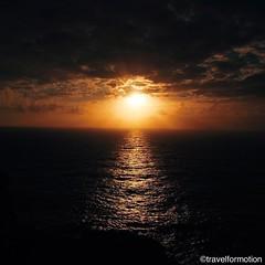 #sunset #algarve #cloudporn #ocean #waves #clouds @algarvetourism #featuremealgarve #portugal #travel #travelgram #photooftheday #guardiantravelsnaps #igportugal #instatravel #visitportugal #traveling #travelphotography #vsco #vscocam #wanderlust