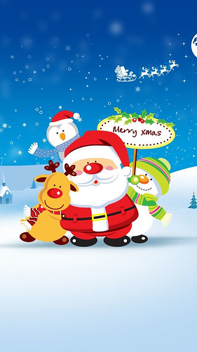 Phone backgrounds - christmas hd cool wallpapers for iphone