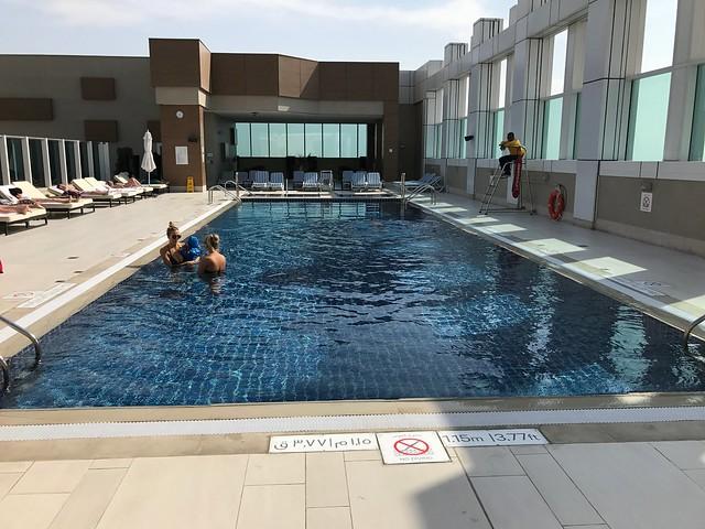 Piscine - Sheraton Grand Hotel Dubai