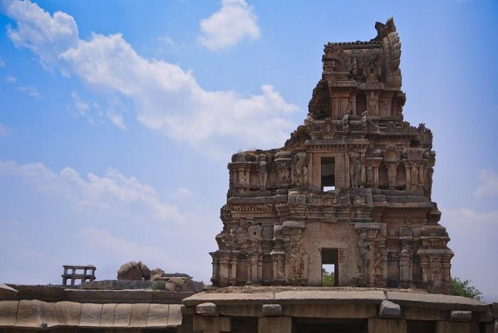 Krishna Temple, Hampi.