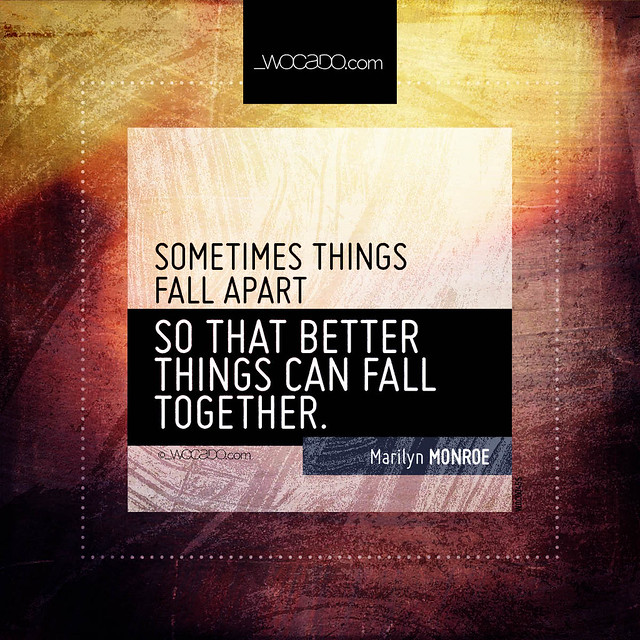 Things Fall Apart Symbolism Quotes: Sometimes Things Fall Apart