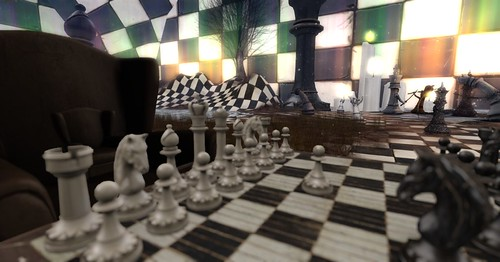 Chess Wonderland