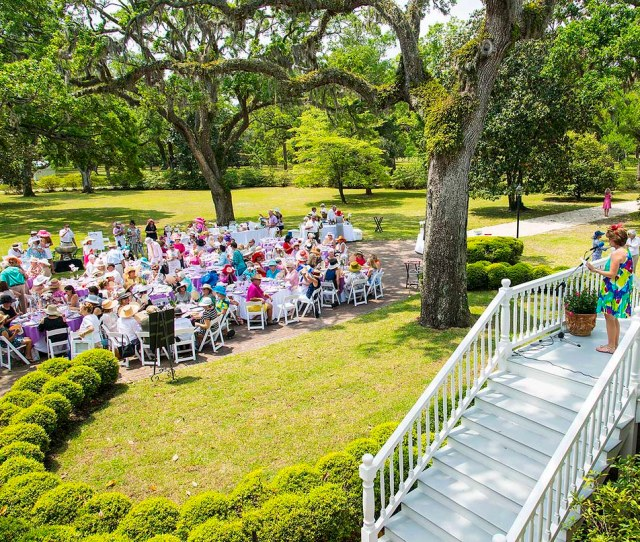 Th Annual Low Country Garden Party