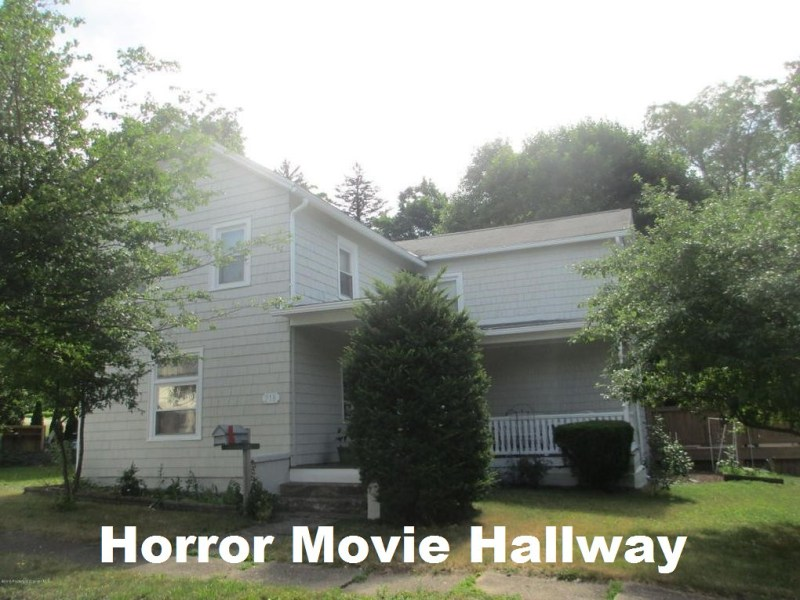 Horror Movie Hallway 1