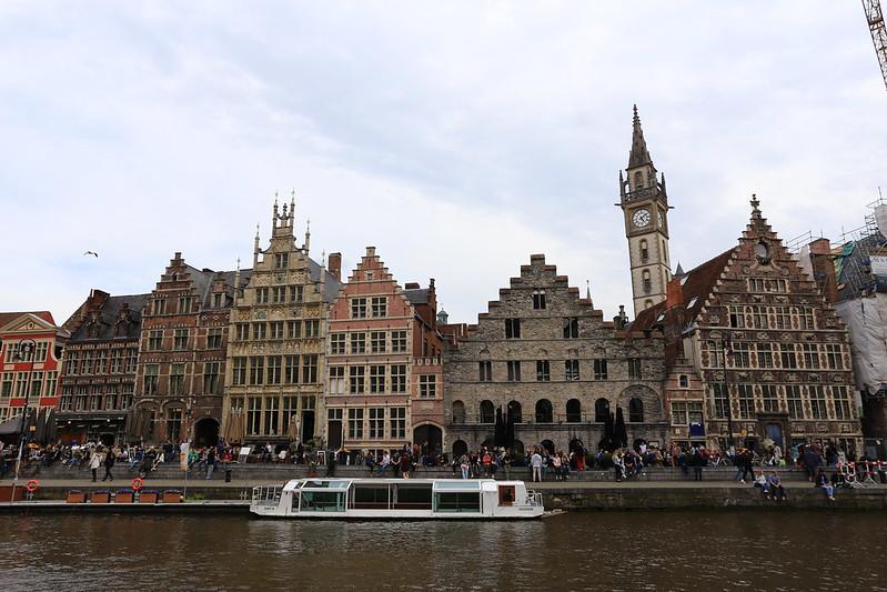 【比利時。根特 Gent 】探訪迷人的中古世紀小鎮 @ Travel & Swim :: 痞客邦