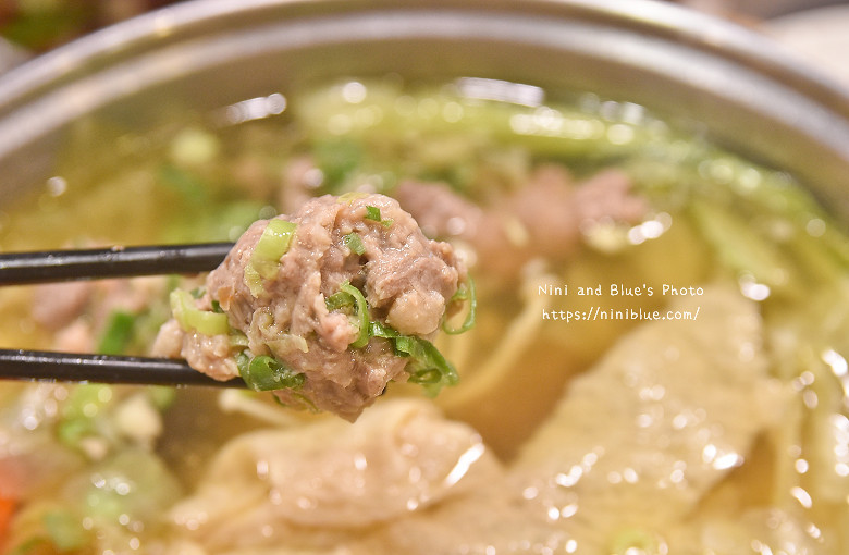 台中溫體牛涮涮鍋牛肉燥飯34