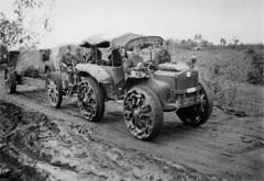 Tractor 28 Pavesi P4.