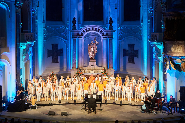 Abendsterne Night of Gospel Music