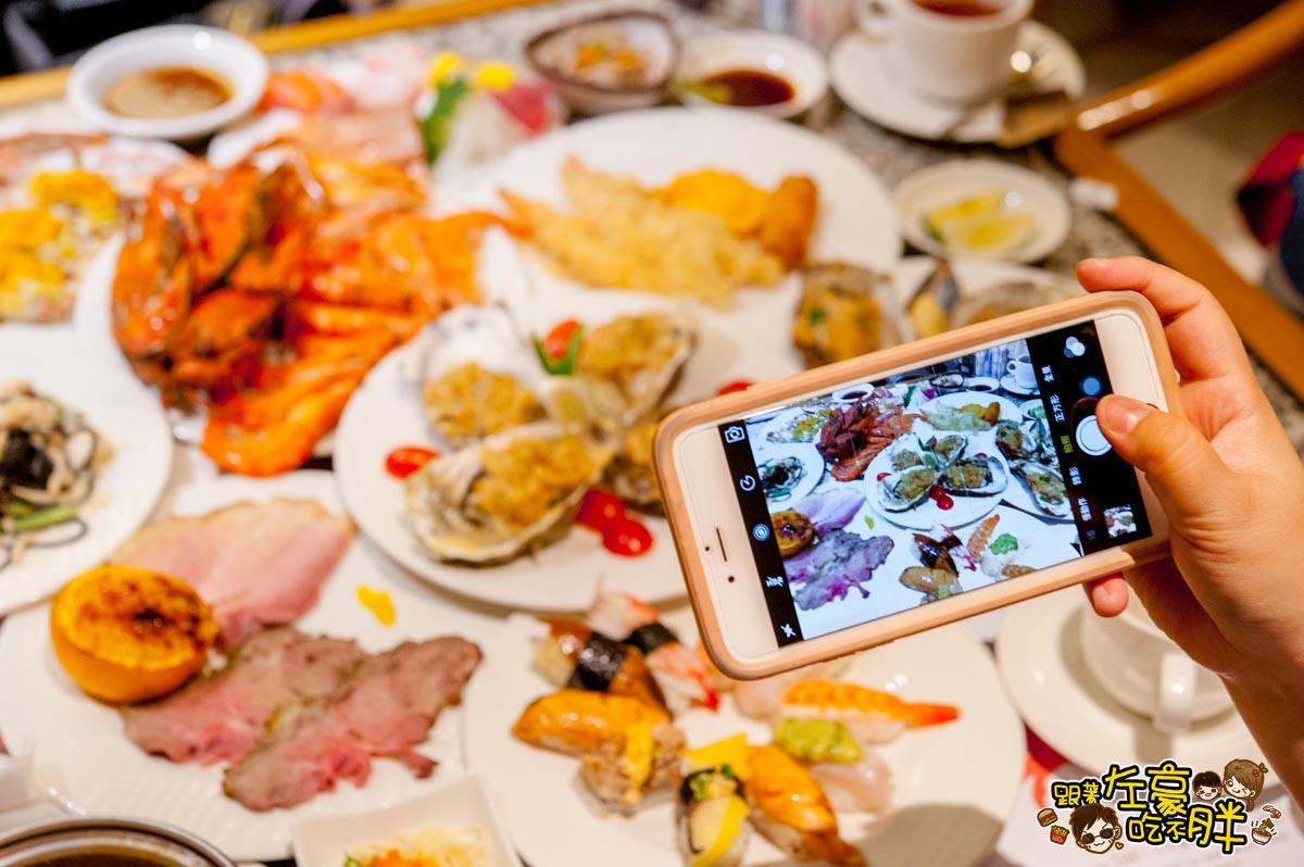 生蠔吃到飽!漢來海港自助餐 蠔食光吃蠔飽 – 跟著左豪吃不胖