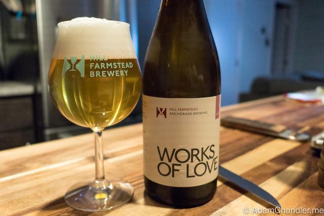 Hill Farmstead works of Love Anchorage 2015