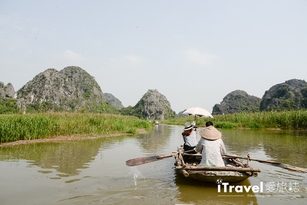 越南宁平游船 Van Long Nature Reserve (27)