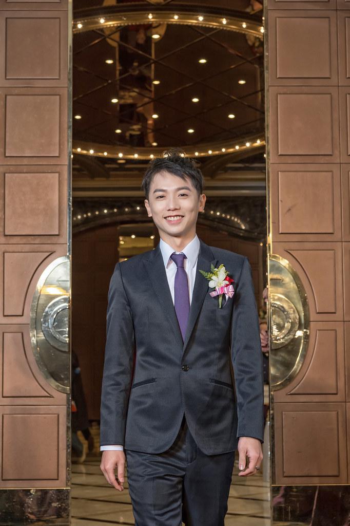 台北婚攝/華漾飯店婚禮紀錄
