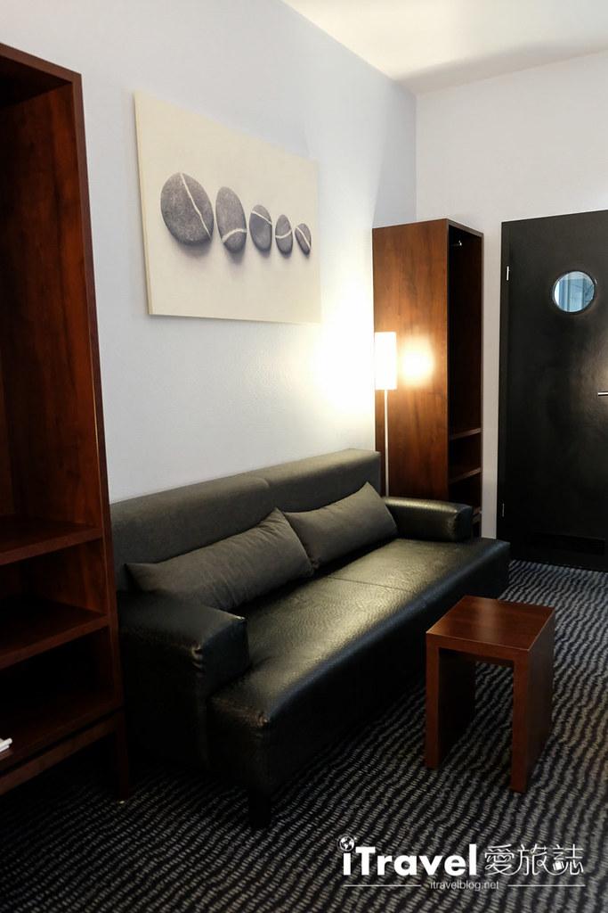 法兰克福康科德酒店 Hotel Concorde in Frankfurt (14)