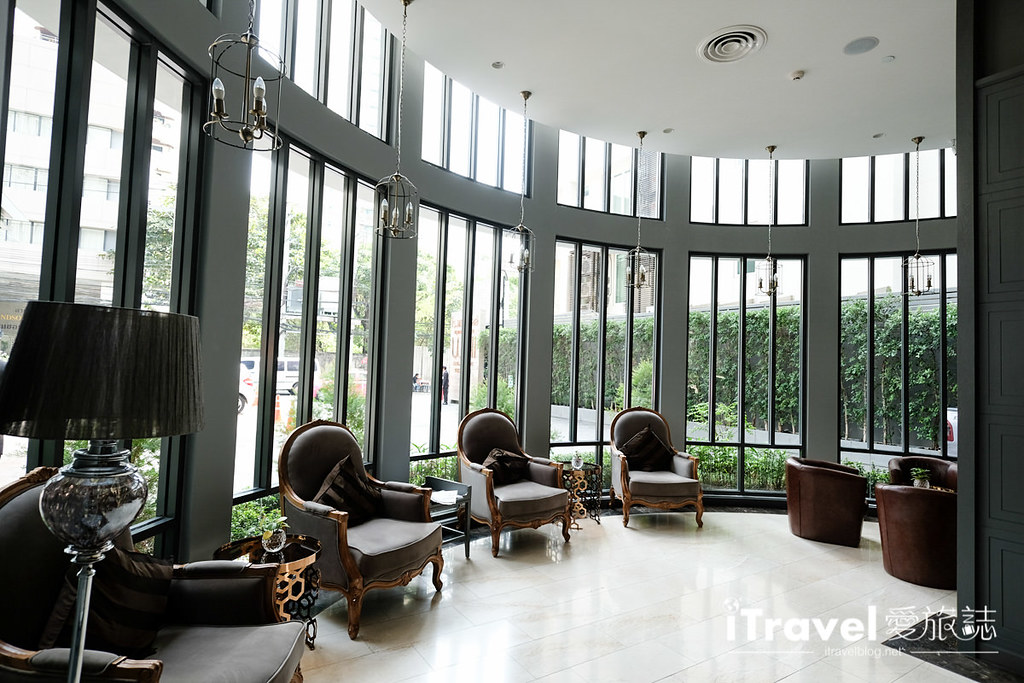 曼谷酒店推荐 Well Hotel Bangkok (7)