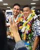 "Excited family and friends of engineering graduates eagerly capture the moment at the college's annual spring convocation at the Neal S. Blaisdell Arena on May 12, 2017.  View more photos at the college's Flickr site: <a href=""https://flic.kr/s/aHskZGyTa5"" rel=""nofollow"">flic.kr/s/aHskZGyTa5</a>"