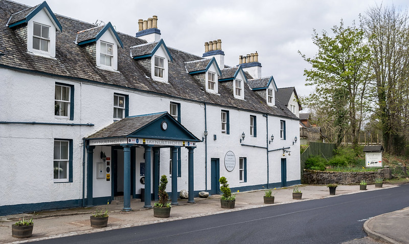 Scottish Travel Experiences - Taynuilt Hotel