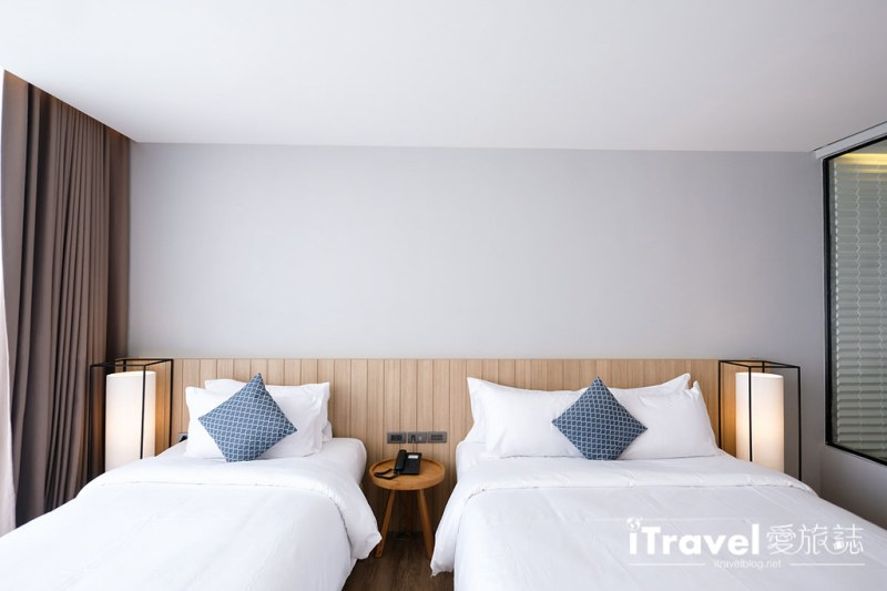 《华欣酒店推介》阿斯拉精品酒店:三人房型平价泳池度假屋