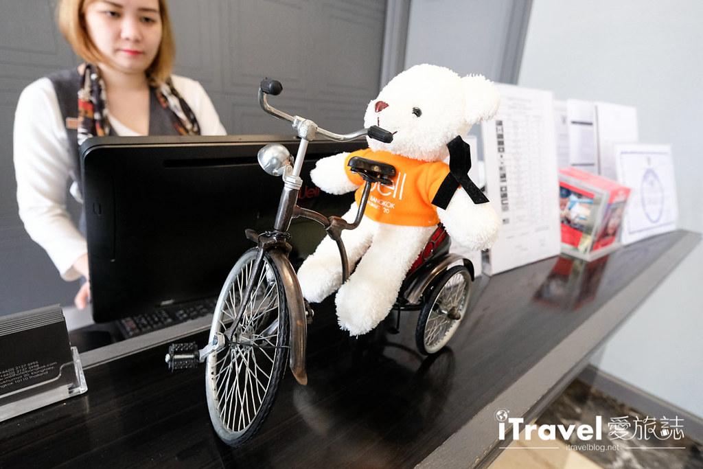 曼谷酒店推荐 Well Hotel Bangkok (6)