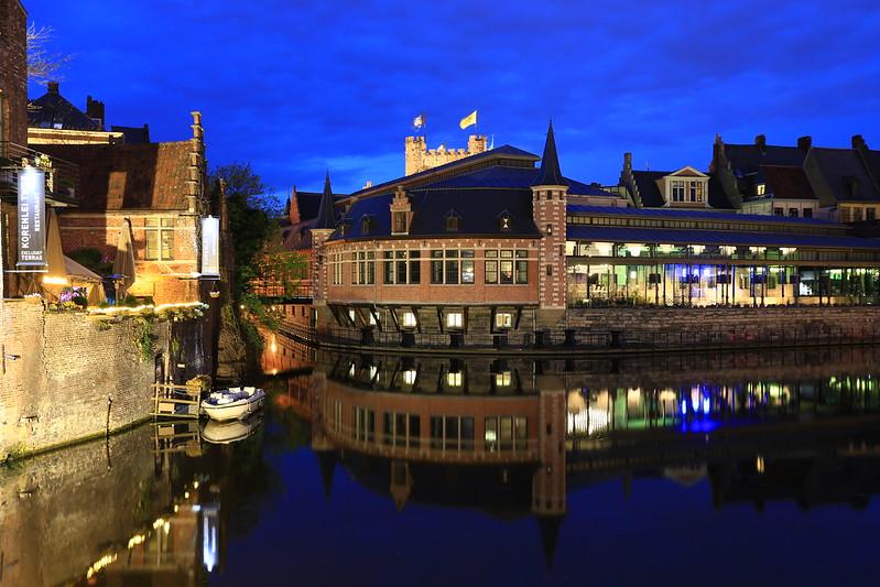 【比利時。根特 Gent 】探訪迷人的中古世紀小鎮 @ Travel and Life :: 痞客邦