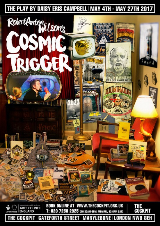 Cosmic Trigger Play 4th – 27th May 2017