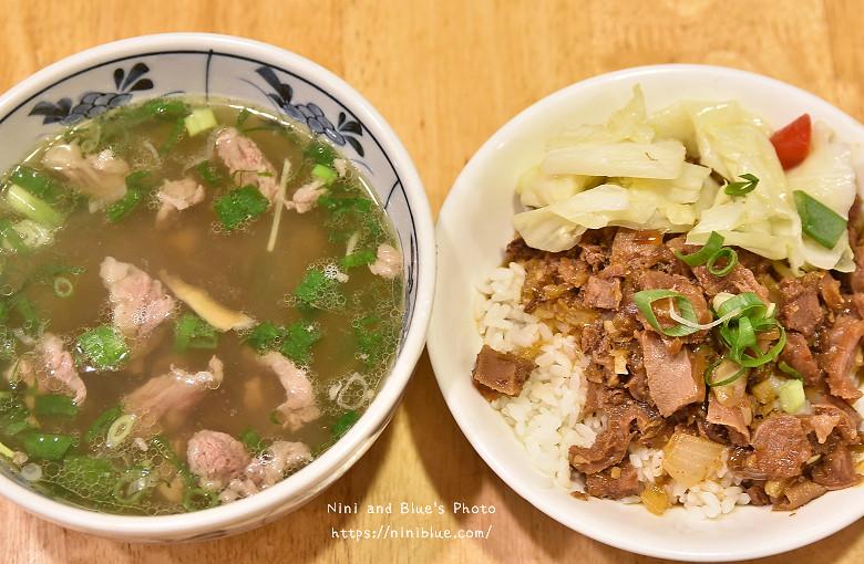 台中溫體牛涮涮鍋牛肉燥飯12