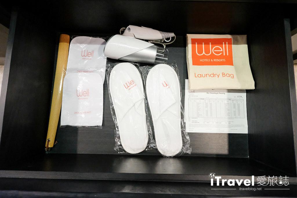 曼谷酒店推荐 Well Hotel Bangkok (34)